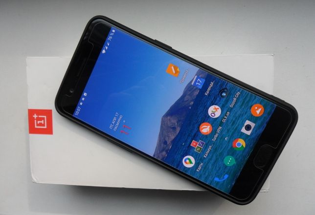 Oneplus 5 6 Gb оперативной памями 64 Gb встроенной телефон флагман