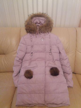 Пальто зимнее KIKO 164 см