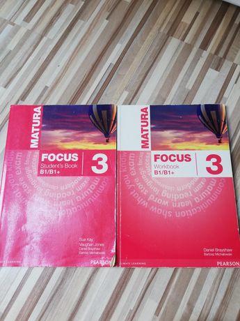 MATURA FOCUS 3 B1/B1+ - podręcznik + ćwiczenia