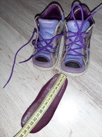 Ecco экко унисекс ботинки 22р 14см