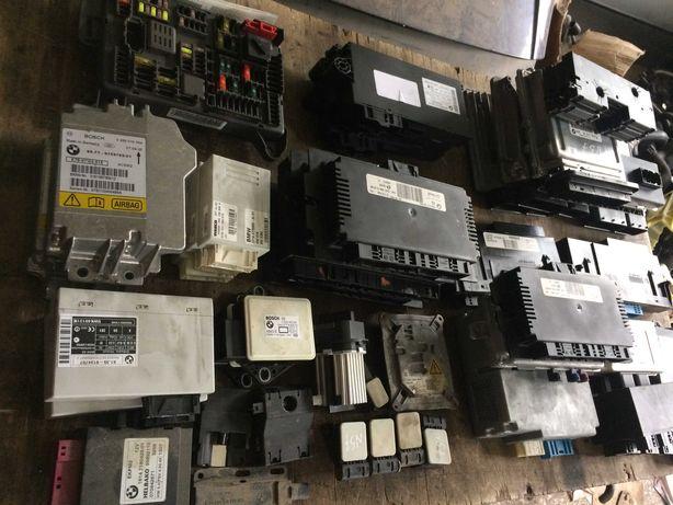 Блок Модуль управления светом комфорта FRM 2 3 BMW X5 X6 E70 E71 E60