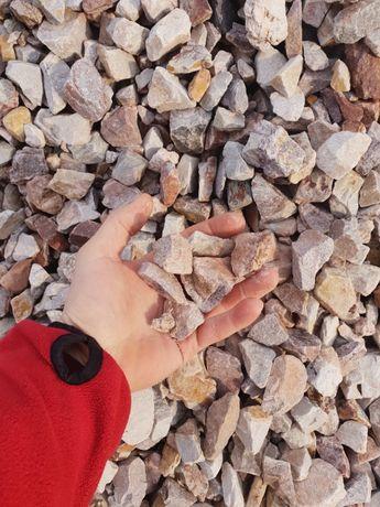 Kamień Kwarcytowy 4-31mm Tłuczeń Dolomit
