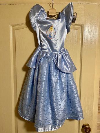 Платье Золушка 4 -5 лет