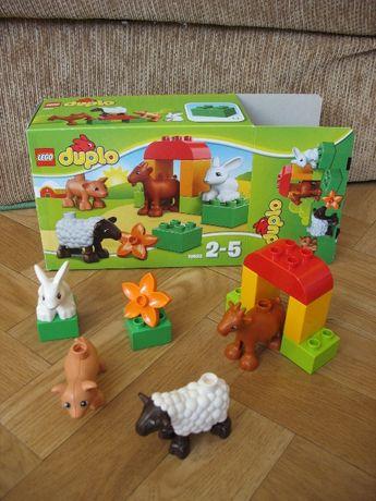 Lego Duplo 10522 Zwierzęta na farmie