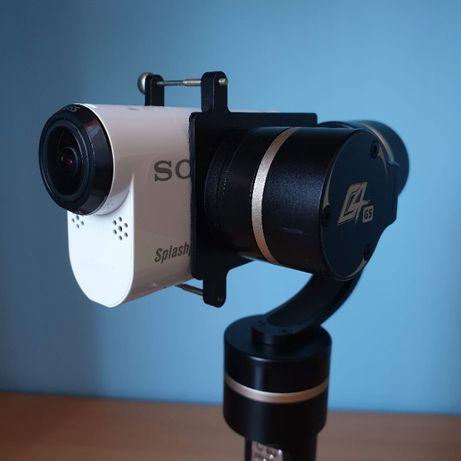 Feiyu-Tech FY-G4 GS | PEŁNY ZESTAW 2 x BATERIE! | Gimbal do kamer SONY