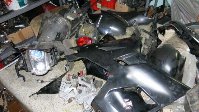 Części Hyosung GT/GTR 650