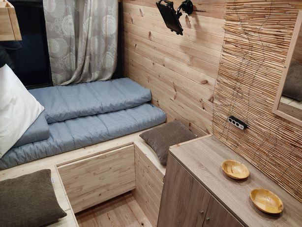 Campervan carrinha caravana