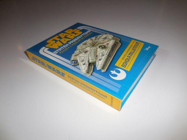 Star Wars: Statek przemytnika. Książka z modelem do złożenia