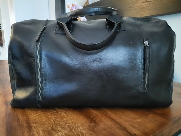 Torba Skóra Nowa Still Nordic CLEAN XL BAG Torba weekendowa czarna