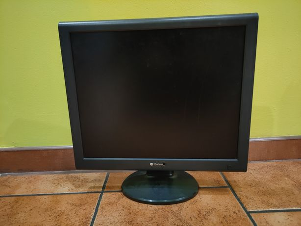 Uszkodzony monitor LCD