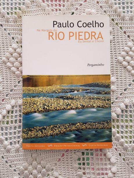 Livro Rio Piedra, de Paulo Coelho