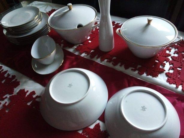 Seltmann Weiden serwis obiadowy Monika bavaria porcelana stara