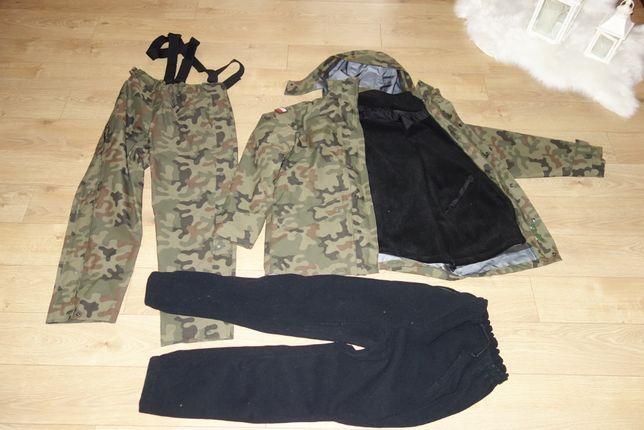 Kurtka, spodnie, ocieplacz, ubranie wojskowe gore-tex 128/MON 178