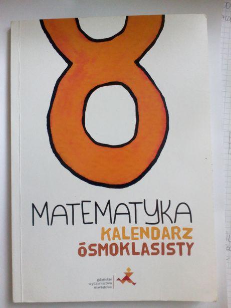 Kalendarz ośmioklasisty matematyka - polski gratis