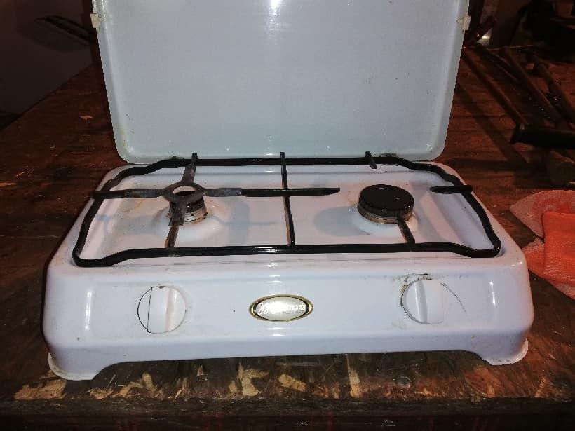 kuchenka gazowa dwupalnikowa Rumia - image 1