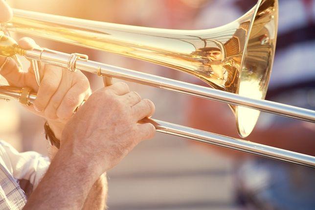 Trombone baixo - ajuda