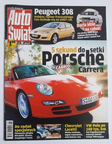 Auto Swiat Nr 509 - magazyn mototryzacyjny