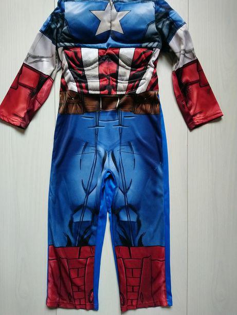 Marvel Капітан Америка 5-6 років