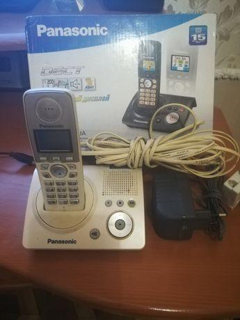 Продам стационарный телефон Panasonic KX-ТG8097UA