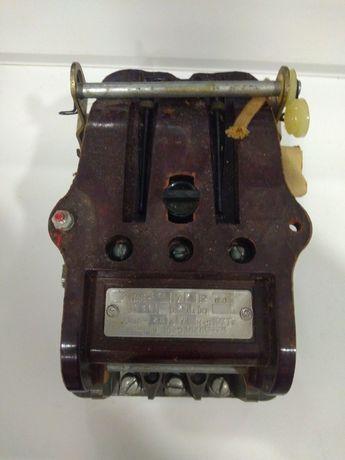 пускатель электромагнитный