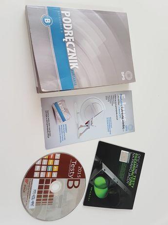 Podręcznik kursanta kategoria b z płytami