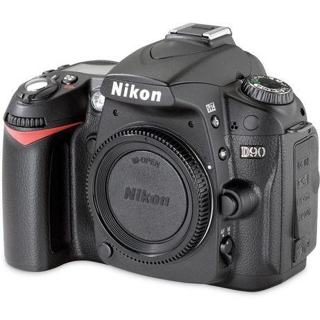 Nikon D90 só o corpo