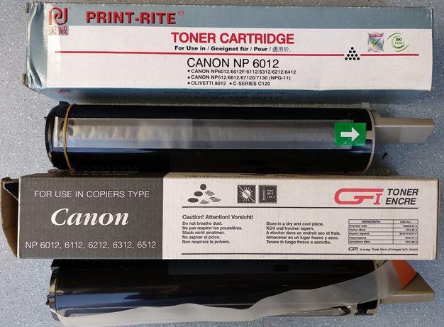 Картридж Canon NP 6012, 6112, 6212, 6312, 6512