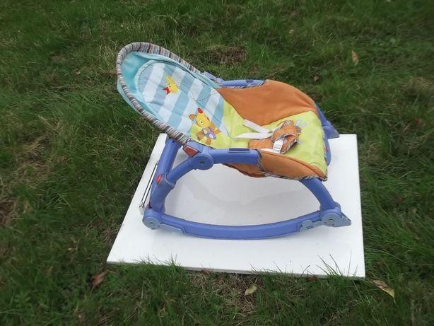 lezaczek siedzisko bujaczek dla dziecka