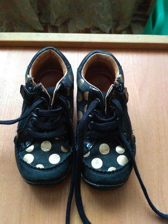 Ботинки Geox демісезонні, Ботинки демисезонние
