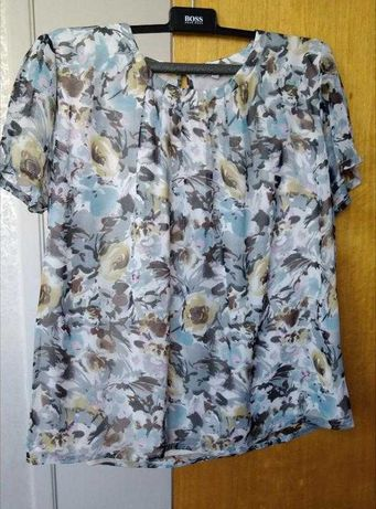 Блуза женская р. 50-56 от peacocks
