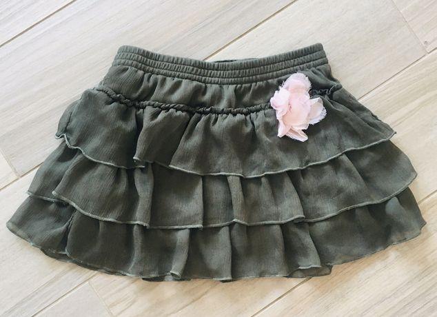 Spódnica spódniczka dziewczęca H&M r. 116 mała dziewczynka