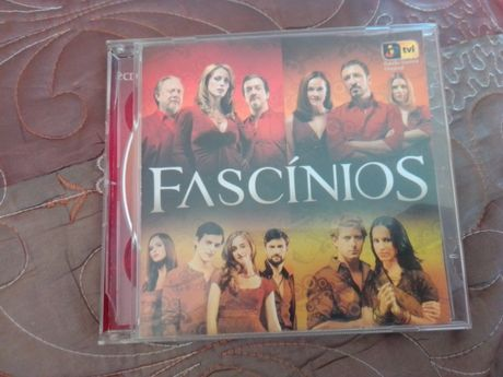 "Cd novela Fascinios(2 cd""s)"