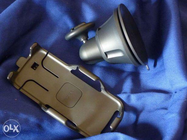 Uchwyt Samochodowy Nokia CR-119 (uchwyt CR119 + przyssawka HH20), nowy