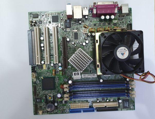 Płyta główna HP p6b580 z procesorem Intel Pentium 4 3Ghz