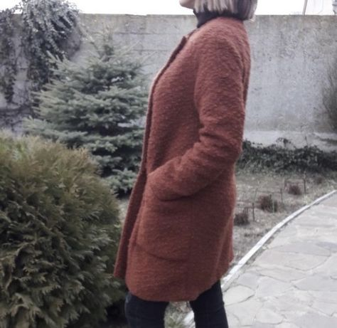 Стильное пальто Pull&Bear