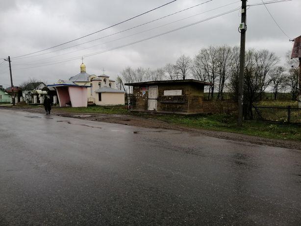 Продається торговий кіоск с. Гайдучина. Стрийський район Львів. обл.