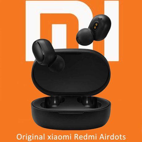 Наушники Xiaomi Redmi Airdots.EU.Оригинал.Гарантия 60 дней.1590р