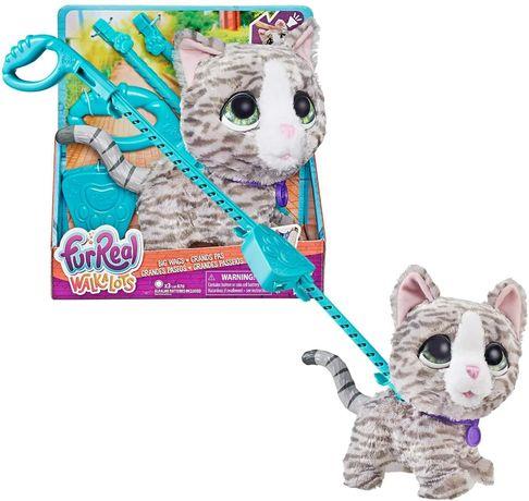 Интерактивная кошка на поводке FurReal Kitty Hasbro