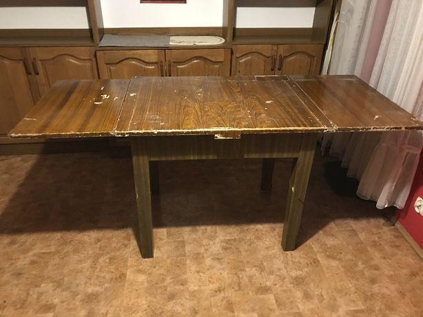Stół stary, powojenny do renowacji