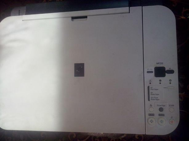 Принтер Кенон МР250