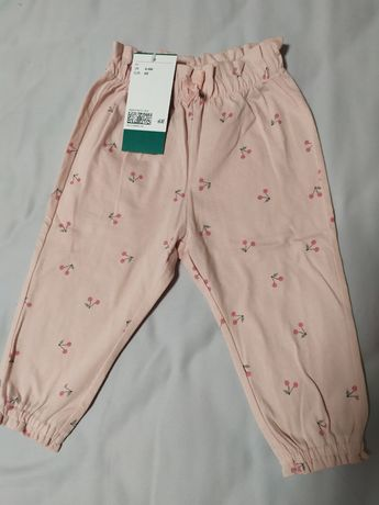 Штанці для дівчинки H&M