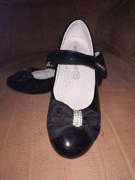 Красивые туфельки. Размер 30