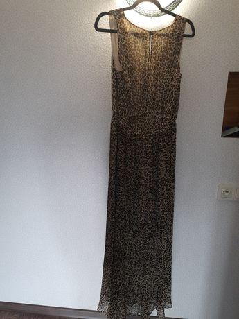 Платье OASIS леопард