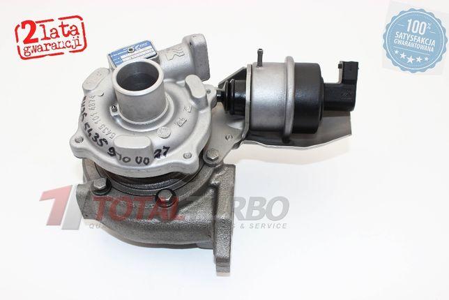 Turbosprężarka turbina Fiat Doblo Fiorino III Linea Qubo 1.3 JTDM 16V