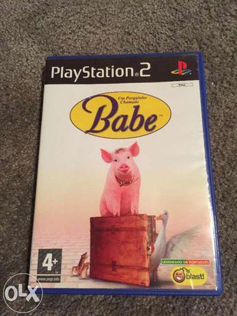 Jogo PS2 - Um Porquinho Chamado Babe