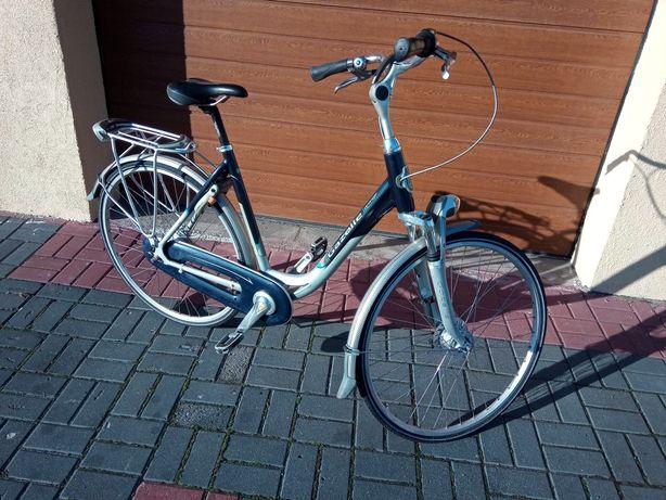 Rower damski Gazelle w dobrym stanie