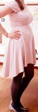 sukienka Reserved- idealna na czas ciąży i po:)