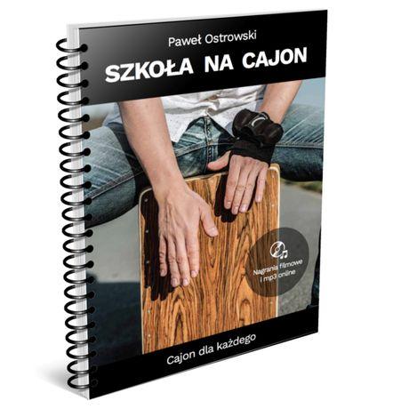 """Szkoła na Cajon """"Cajon dla każdego"""" P. Ostrowski"""