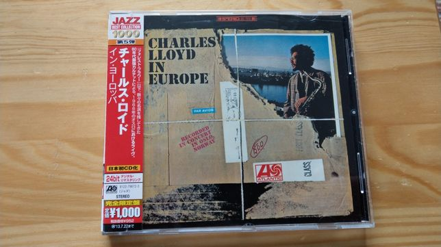 Charles Lloyd -In Europe