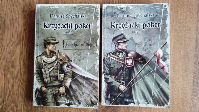 Krzyżacki Poker - Dariusz Spychalski tom 1+2